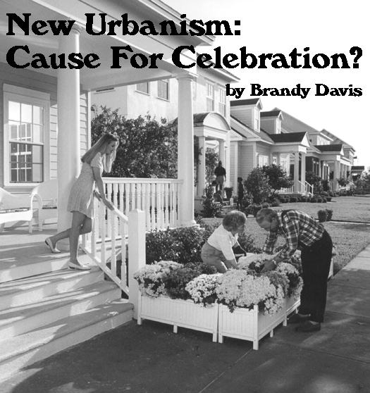 Commercial Christmas Decorations Florida: New Urbanism: Cause For Celebration?